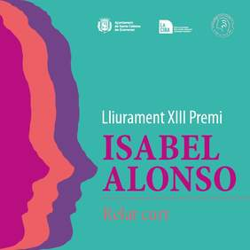 Cartell Premi Isabel Alonso